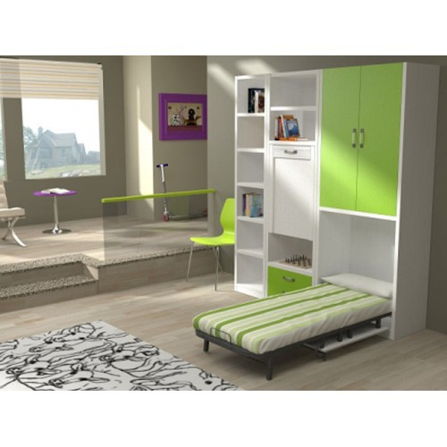 Cama Abatible Vertical Herencias