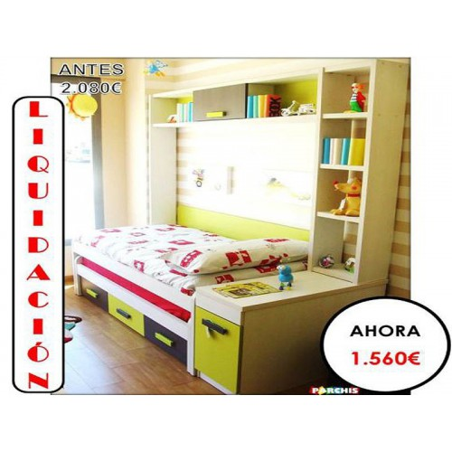 Literas infantiles conforama simple previous next muebles - Muebles literas infantiles ...