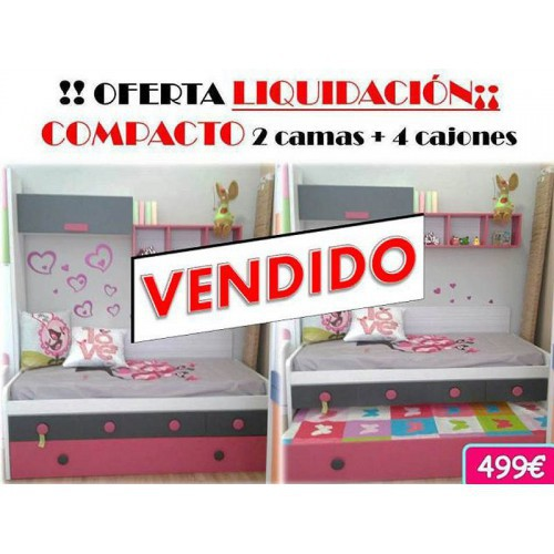 Muebles liquidaci n barriada outlet muebles for Outlet muebles madrid
