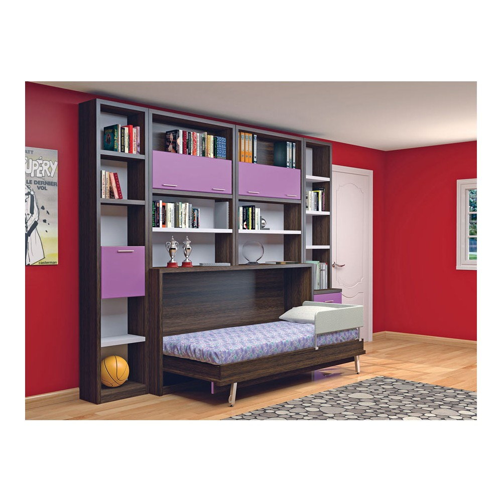 Cama abatible horizontal madrid camas abatibles - Camas abatibles madrid ...