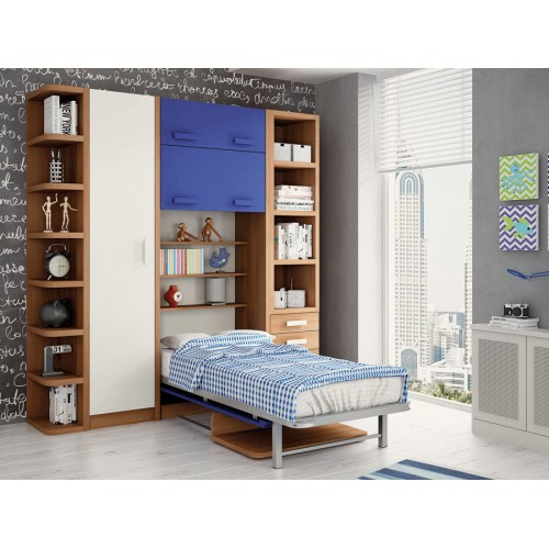 Cama Abatible Vertical Cuerva