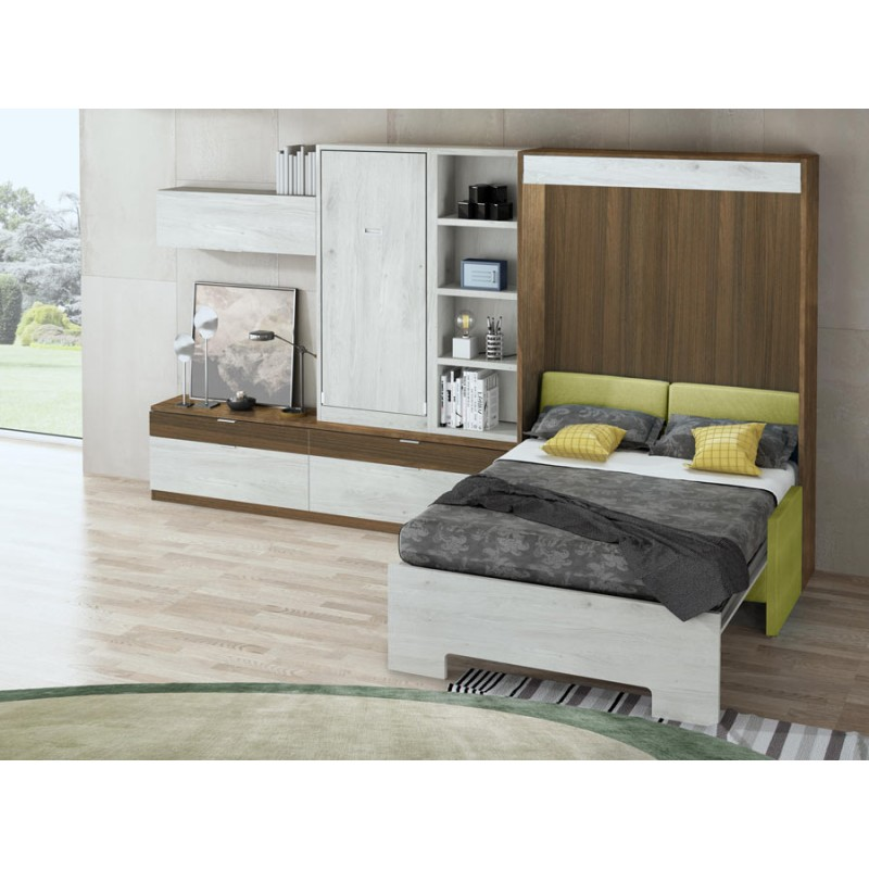 Cama Abatible Vertical Manzaneque