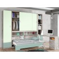 Cama Abatible Horizontal Gamorral